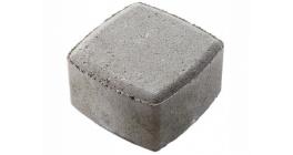 Тротуарная плитка МЕЛИКОН ПОЛАР Классика-1 1К.6 серый, 115x115x60 мм фото