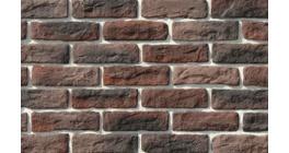 Искусственный камень White Hills Брюгге брик угловой элемент цвет 316-45 фото