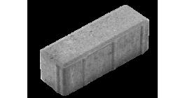 Тротуарная плитка Меликонполар Паркет 8П.8 серый, 210x70x80 мм фото