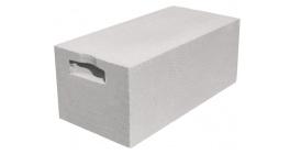 Газобетон Аэрок D500, 625*250*400 мм, прямой блок фото