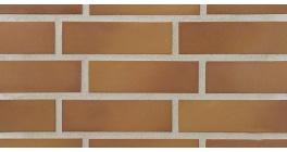 Фасадная плитка клинкерная Stroher Keravette Chromatic 307 weizengelb гладкая NF11, 240*71*11 мм фото