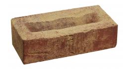 Кирпич ручной формовки облицовочный полнотелый Roben Moorbrand sandgelb-bunt 240*115*71 мм фото