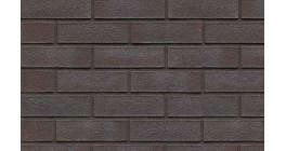 Кирпич клинкерный Muhr Klinker L20 Graphitschwarz, 210×100×50 мм фото