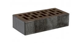 Кирпич керамический облицовочный пустотелый RECKE 5-32-00-2-12 Krator черный 250*120*65 мм фото