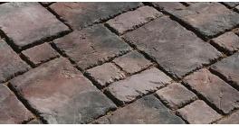 Тротуарная плитка White Hills Тиволи, цвет C 902-44 фото
