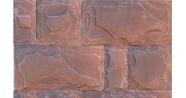 Искусственный камень Балтфасад Горный пласт 06 фото