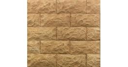 Искусственный камень Балтфасад Гранит желтый 275×125 мм фото