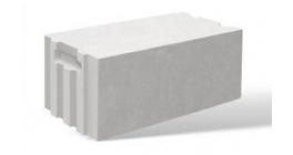 Газобетонный блок паз-гребень Aeroc EcoTerm, D 400, 400*250*625 мм фото