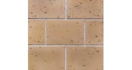 Искусственный камень Redstone Травертин TR-30/R, 90*90 мм фото