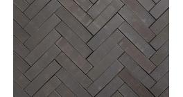 Клинкерная тротуарная брусчатка ручной формовки Penter Eros onbezand, 200х50х65 мм фото