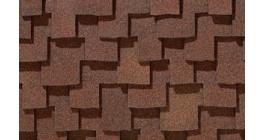 Мягкая кровля CertainTeed Presidential Shake TL (1,548 м2/уп) Spanish Tile фото