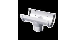 Воронка желоба ТехноНИКОЛЬ (Verat) белый, D 125 мм фото