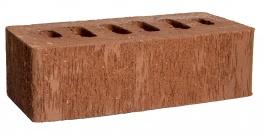 Кирпич клинкерный облицовочный пустотелый Kerma Premium Klinker Красный бархат WFD 215*102*65 мм фото