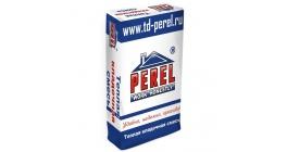 Теплый кладочный раствор PEREL TKS 8020 высокоэффективный, 17,5 кг фото
