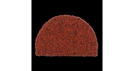 Заглушка полукруглого конька LUXARD, бордо фото