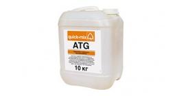 Грунтовка глубокого проникновения quick-mix ATG, 10 кг фото