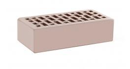 Кирпич керамический облицовочный пустотелый КС-керамик Камелот терракот гладкий 250*120*65 мм фото