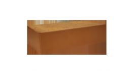 Кирпич рядовой полнотелый Эталон красный гладкий 1НФ,  М-150 фото