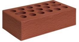 Кирпич керамический облицовочный пустотелый Керма Бордо рустик 0.7NF 250*85*65 мм фото