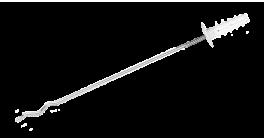 Гибкая связь-анкер Bever РВ 10 для пористого основания, 4*225 мм фото