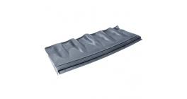 Примыкание VILPE ROOFIT серый, 311*804 мм фото