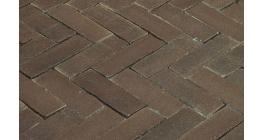 Клинкерная тротуарная брусчатка ручной формовки Penter Mastiek wasserstrich, 200х65х85 мм фото