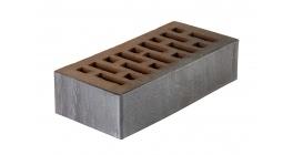 Кирпич керамический облицовочный пустотелый RECKE 5-32-00-2-00 черный фактурный 250*120*65 мм фото