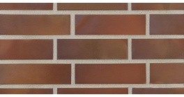 Фасадная плитка клинкерная Stroher Keravette Chromatic 318 palace гладкая NF11, 240*71*11 мм фото