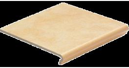 Клинкерная ступень флорентинер Euramic Cavar E541 facello, 340x294x11 мм фото