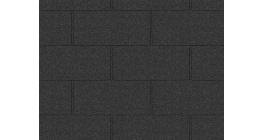 Мягкая кровля Icopal Plano XL Черный антрацит (2,3 м2/уп) фото