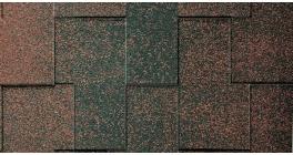 Мягкая кровля Icopal Claro Antik Натурально-коричневый (3 м2/уп) фото
