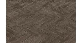 Клинкерная тротуарная брусчатка ручной формовки Penter Antraton tumbled, 200х50х65 мм фото