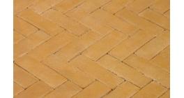 Клинкерная тротуарная брусчатка ручной формовки Penter Solane, 200х65х85 мм фото