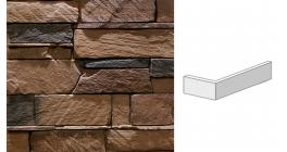 Угловой искусственный камень Redstone Грот GR-83/U фото