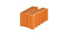 Поризованный блок Porotherm 38 1/2 доборный элемент, 10,67 НФ 380*250*219 мм фото