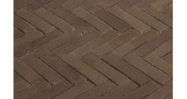 Клинкерная тротуарная брусчатка ручной формовки Penter Mastiek wasserstrich, 200х50х85 мм фото