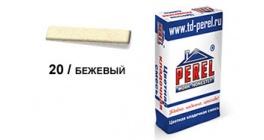 Цветной кладочный раствор PEREL VL 0220 бежевый, 50 кг фото