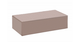 Кирпич керамический облицовочный полнотелый КС-керамик Камелот-Шоколад гладкий 250*120*65 мм фото