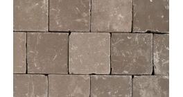 Клинкерная тротуарная брусчатка ручной формовки Penter Lotis onbezand tumbled, 150х150х65 мм фото