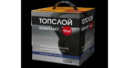 Эпоксидное покрытие для бетонного пола на водной основе Perfekta ТОПСЛОЙ комплект 2,7 кг фото