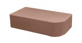 Кирпич керамический облицовочный полнотелый КС-керамик Шоколад гладкий  250*120*65 R60 фото