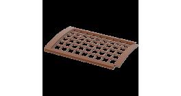 Защитная решетка желоба 0,6 мп ТехноНИКОЛЬ (Verat) коричневый фото