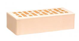 Кирпич керамический облицовочный пустотелый Воротынский Слоновая кость гладкий УС 250*120*65 мм фото