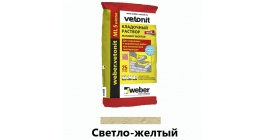 Цветной кладочный раствор weber.vetonit ML 5 Menes №157 winter, 25 кг фото