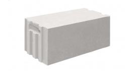 Газобетон Аэрок D400, 625*250*250 мм, паз-гребень фото