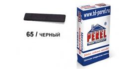 Цветной кладочный раствор PEREL NL 0165 черный, 50 кг фото