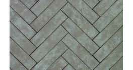 Клинкерная тротуарная брусчатка ручной формовки Penter Triton tumbled, 200х50х65 мм фото