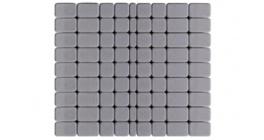 Тротуарная плитка BRAER Классико грифельный, 115*60 мм фото