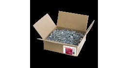 Ершенные гвозди ШИНГЛАС (SHINGLAS) оцинкованные 30*3,5 мм фото