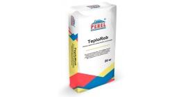 Цементно-известковая штукатурка Perel TeploRob 0517, 20 кг фото